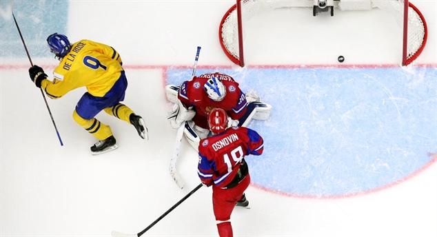Rosy result for Sweden