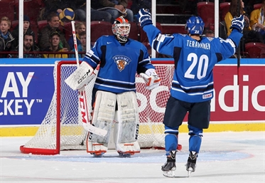 Finns knock off Czechs