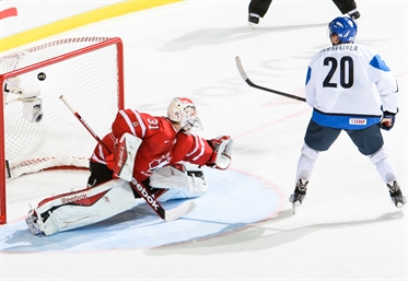 Finns take down Canada, 5-1
